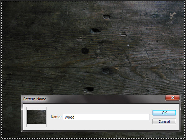 Create a Wood Text effect in Photoshop 3