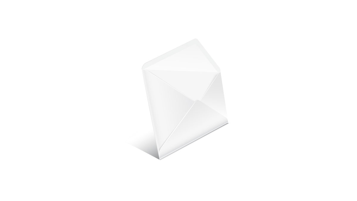 Create a Neat Envelope Icon in Perspective with Adobe Illustrator CS5