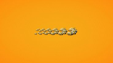 Create a Funny Bee Swarm Illustration in Adobe Illustrator