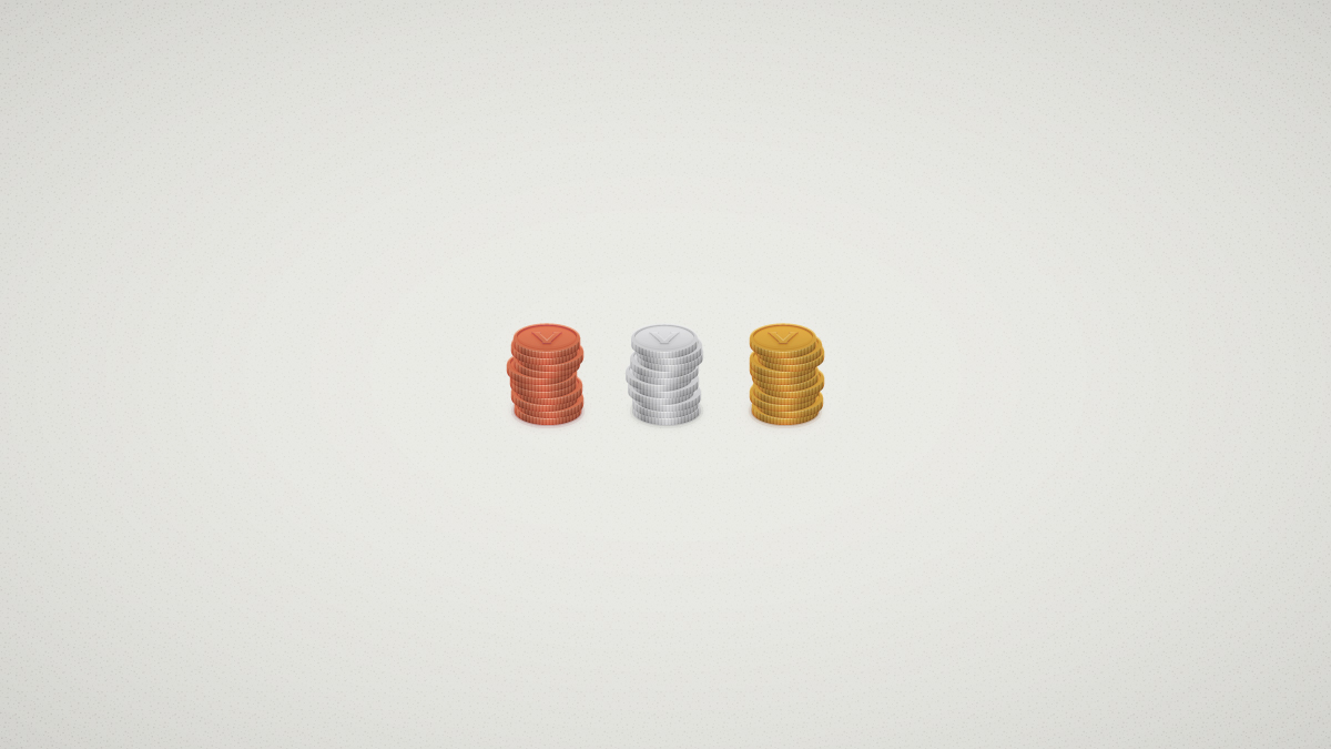 How to Create a Coins Icon in Adobe Illustrator